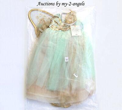 Butterfly Costume 2t (NEW Pottery Barn Kids MINT BUTTERFLY FAIRY HALLOWEEN COSTUME 3T 2-3 2T)
