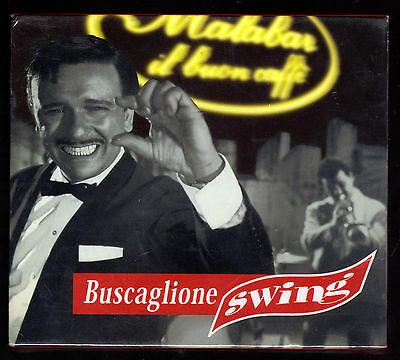 FRED BUSCAGLIONE DOPPIO CD BUSCAGLIONE SWING - SS - MALABAR CAFFE