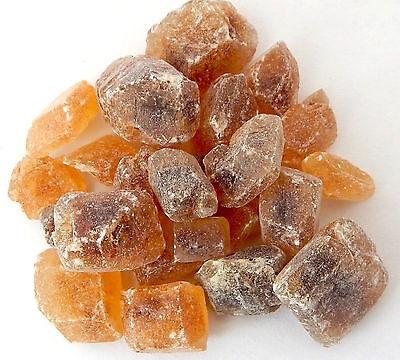 Würfelkandis - brauner Kandis - Zucker - Kandiszucker in verschiedenen Mengen