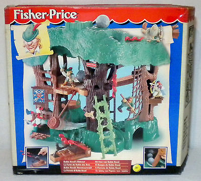 FISHER PRICE 1998 ROBIN HOOD