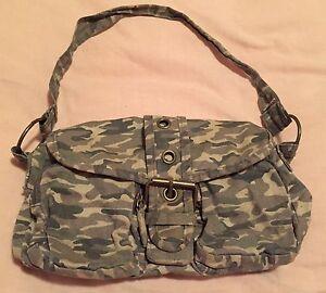 Camouflage Handbag Aspendale Gardens Kingston Area Preview