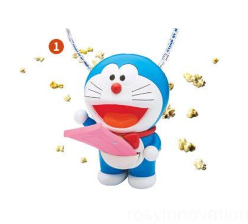 Doraemon Popcorn Bucket Figure Universal Studios Japan Limited STAND BY ME 2 USJ