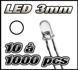 034-Livraison-gratuite-034-LED-blanche-3mm-de-10-a-1000pcs-white-LED