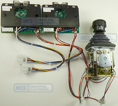 Jlg 1600288 Joystick Controller New Replacement  Made In Usa