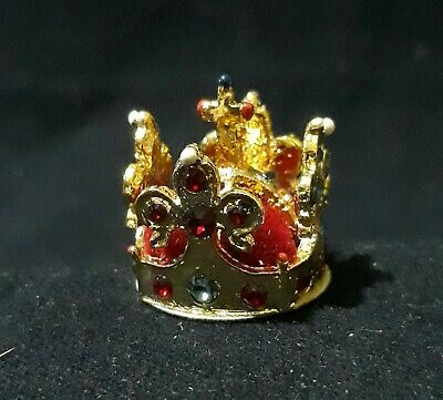 The Miniature Crown Jewel Collection + Crown of Wenceslas of Bohemia