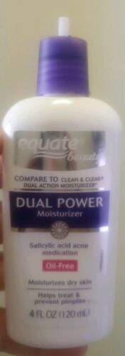 Equate Beauty Dual Power Moisturizer, 4 fl oz