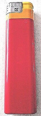 Gibson Ginormous Electric Cigarette Lighter 6.5 in. H w/Adjustable Flame Control
