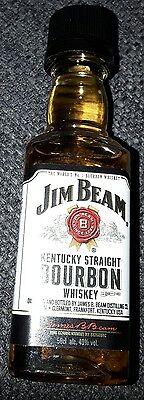Jim Beam  Bourbon 50cl Miniatur, Neu