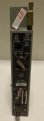 Allen Bradley Mini-plc-217 Processor W Power Supply 1772-lwp Ser-b