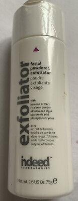 Indeed Laboratories Exfoliator Facial Powder Exfoliator - 75g