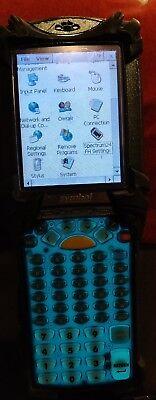 Motorola Symbol Mc9060-gf0hbgbooww Barcode Scanner W Battery