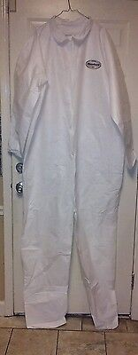 KleenGuard Disposable Coverall. Liquid & Particle Protection. 4XL Painter suit