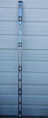 Used Empire Level 78 Aluminum I-beam Level Magnetic Model Em81.78 True Blue