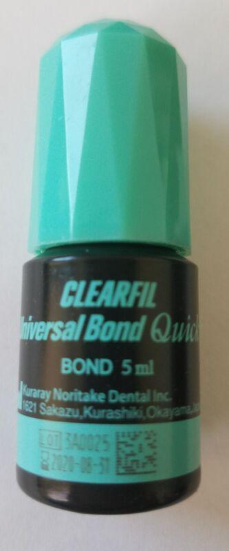 CLEARFIL Universal BOND Quick KURARAY Dental Adhesive Bonding Agent 3572-KA