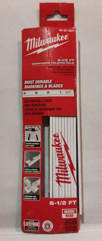 Milwaukee 48-22-3801 Composite Folding Rule With Angle Markings