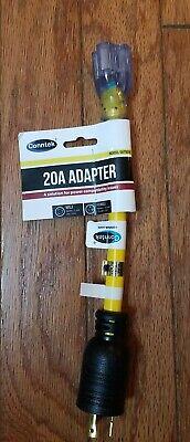 Conntek Pn520520 20a Adapter 1 Ft Stw 123 125v