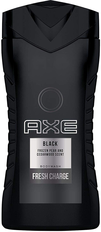 Axe Black Fresh Charge Duschgel Männer Herren Körperpflege 6 x 250 ml 6er Pack