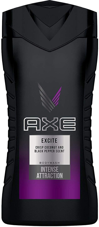 Axe Excite Intense Attraction Duschgel Männer Körperpflege 6 x 250 ml 6er Pack