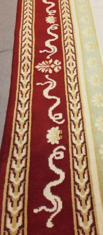 Decorative Muted Dyes 7x10ft  Vintage 1970-1990s Wool Pile High-End Oushak Rug