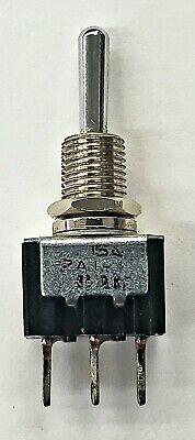 2a1-1 Spdt-on-off-on Mini Toggle Switch 6a 125v Ac