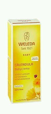 Weleda Calendula Creme (NEU & OVP - Weleda Calendula Babycreme Classic 75ml Wundcreme - PZN: 10004074)