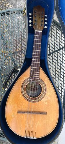 Vintage Antique Mandolin Spain II