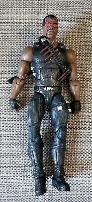 Blade Figure Hasbro Marvel Legends Man Thing Series (No BAF Piece) Rare HTF