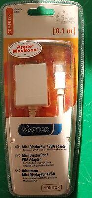 Mini DisplayPort / VGA Adapter 45496 (Displayport-vga-adapter)