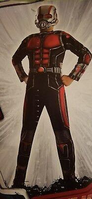 NIP Rubies Child's Ant-Man Costume Marvel Avengers S Wasp