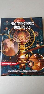 Mordenkainens Tome Of Foes 5Th Edition Dungeons   Dragons