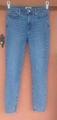 Paige Jeans Hoxton Ankle Medium Wash Womens Size 27