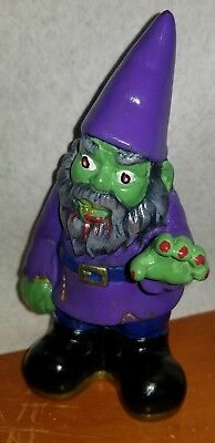 Zombie Gnome Ready to Paint Unpainted Ceramic Bisque (Zombie Gnome)