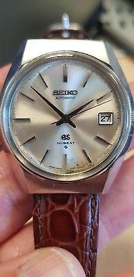 Vintage Grand Seiko Hi-Beat Automatic Gents Watch 8645-8000