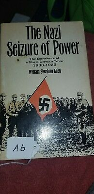 The Nazi Seizure of Power by William Sheridan Allen