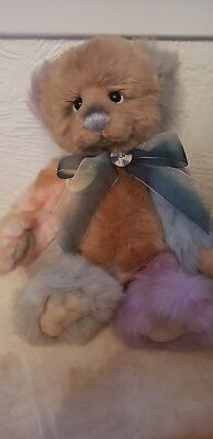 Collectable Charlie Bear - Isabelle Lee Inspired - Dally
