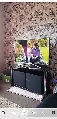 Samsung 6 series 40 Inch Curved TV Damage Spare Or Repair ue49mu6220k smart TV