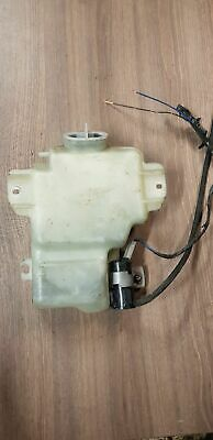 Pajero Shogun Mk3 Rear Windscreen Washer Bottle And Pump 060351507 REF B31