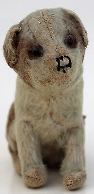 Original Steiff Dog Molly with FF Button