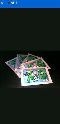 Xooma xtreme x2o 5 Packs 30 Sachets Hydrate, Mineralize, & Revitalize