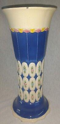 Vintage Eichwald Czechoslovakia vase #373 D.2094