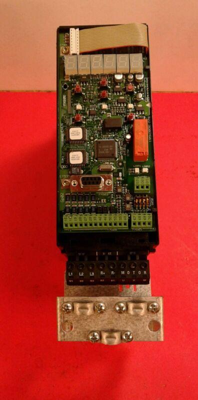 DANFOSS  195N1030 VLT2811  380-480V AC Drive  with Control Interface board 1C