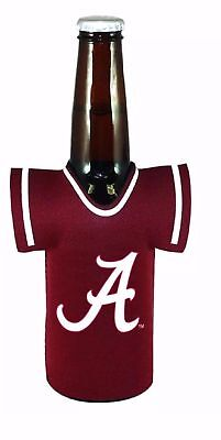 - Alabama Crimson Tide NCAA Bottle Jersey 12 oz Kolder Insulated Koozie Sleeve