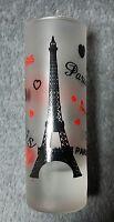 Paris Double Shot Glass Eiffle Tower Lips -  - ebay.co.uk