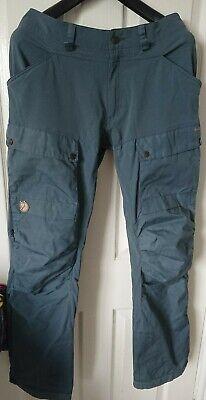 Fjallraven Keb trousers Dusk 48 Long NWOT G1000 Vidda pro barents Greenland