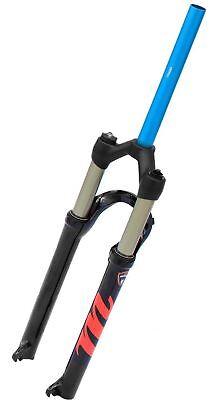 "Manitou Markhor Mountain Bike Fork 100mm Travel 1-1/8"" 27.5"" Black 9mm"