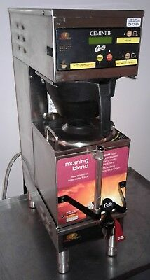 Curtis Gemsif10a2419 Intellifresh Commercial Coffee Brewer