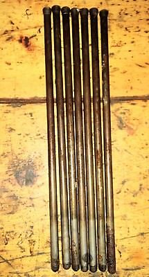 International 2500a 2500b Tractor Engine Push Rods Uc200 Power Unit 544 574