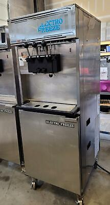 Freedom 60 Electro Freeze 360 88t-rmt-232 Twist Soft Serve Ice Cream Machine