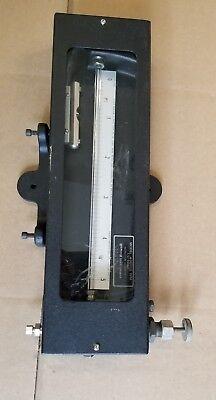 Meriam 40gd10 Wm Inclined Tube Manometer 12 Range