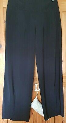 Ivan Grundahl Black tulip bottom trousers Oska style size 44 14/16